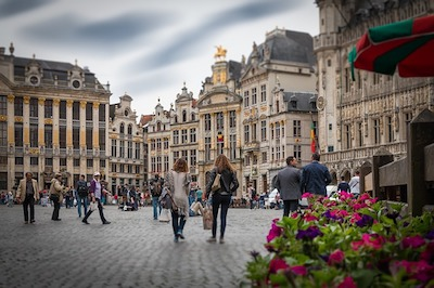 Le nettoyage d'immeubles à Bruxelles par des professionnels