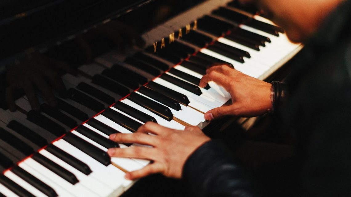 Un cours de piano : un nouveau défi pour moi