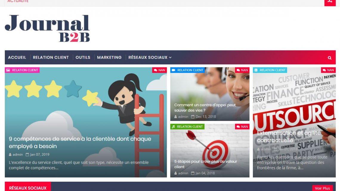 Journalb2b.com : Prestataires de services pour les entreprises
