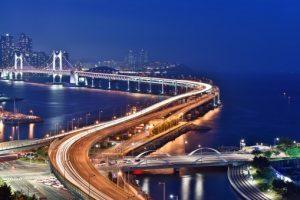 Un voyage en Corée du Sud pour la visite de Busan
