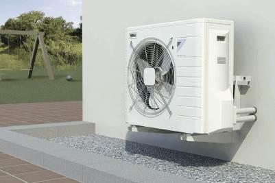 Principe de fonctionnement de la pompe à chaleur
