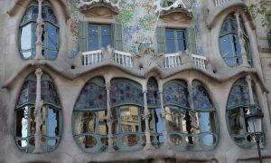 architectures de Gaudi